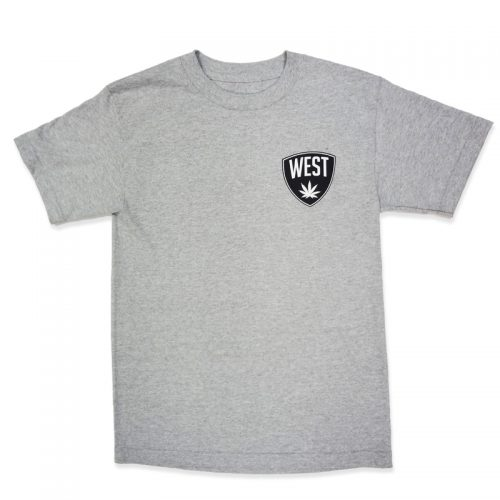 HOV GREY TEE FRONT